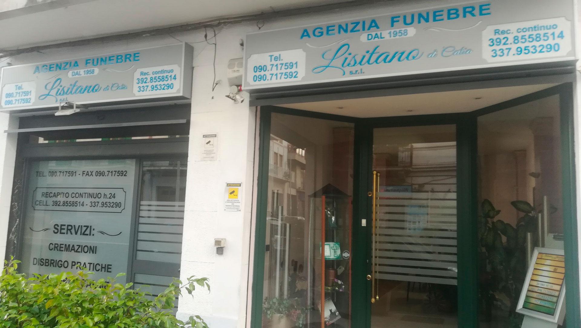 Cremazioni a Messina